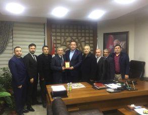 Ak Parti Osmangazi İlçe Teşkilatı Ziyareti