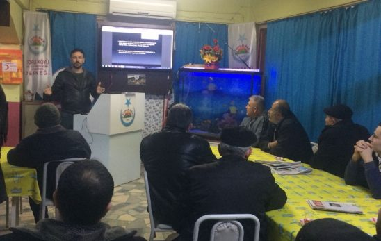 STK Sivil Toplum Kuruluşlarının Önemi Semineri